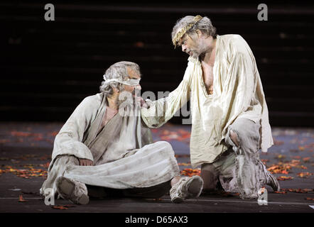 King Lear: Advanced York Notes