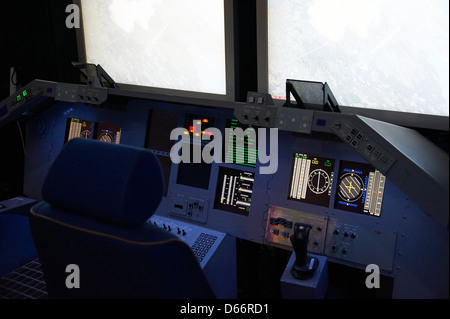 Space sim cockpit - Palms orlando resort
