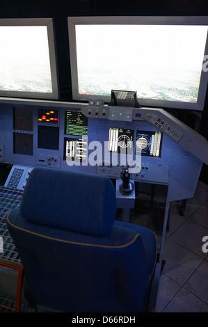 space shuttle cockpit trainer - photo #30