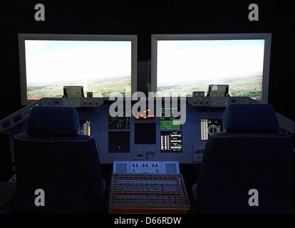 space shuttle cockpit trainer - photo #6