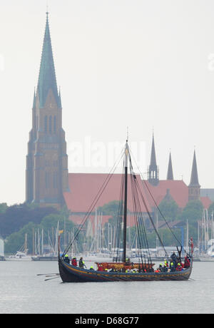 Ship at viking museum haithabu schleswig holstein for Replica mobel deutschland