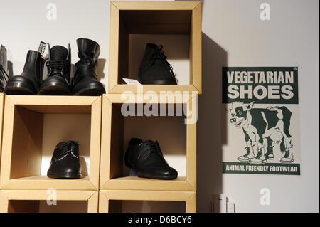 Vegan Shoe Store Berlin