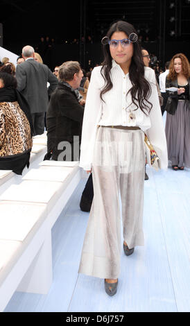 Princess Sirivannavari Of Thailand Paris Fashion Week ...