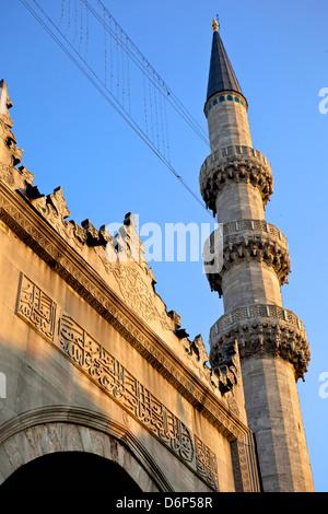 The Yeni Camii (New Mosque), Istanbul, Turkey, Europe, Eurasia - Stock Photo