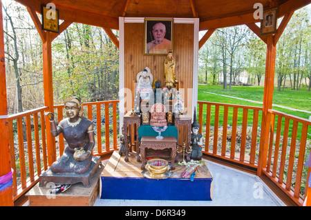 Buddha And Chakras Stock Photo Royalty Free Image 115071741 Alamy