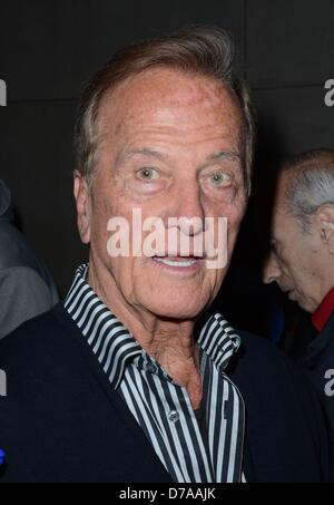 New York, USA. 1st May 2013. Pat Boone out and about for Celebrity Candids at THE TODAY SHOW, , New York, NY May - Stock Photo