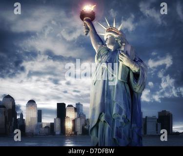 USA - NEW YORK: Travel Concept - Stock Photo