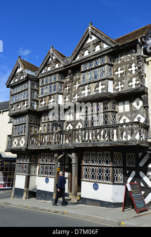 Listed Buildings In Ludlow