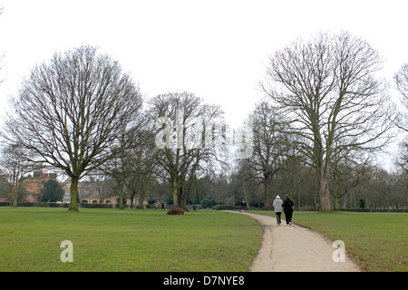 Nonsuch Park, Surrey, England, UK. - Stockfoto