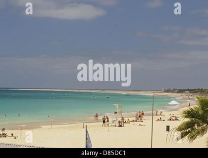 Beach With Palm Trees Santa Maria Del Mar Playas Del Este Havana Stock Photo Royalty Free