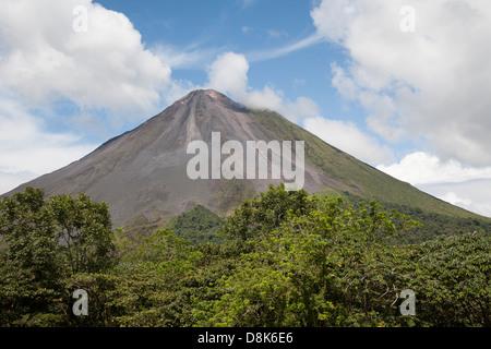 Arenal Volcano, La Fortuna, Costa Rica - Stockfoto