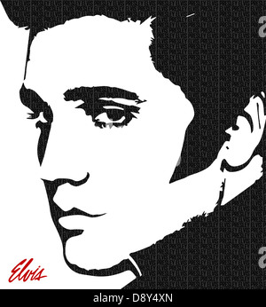 a biography of elvis presley an american singer musician and actor Look at elvis' many life achievements - from how many elvis records were made to how many elvis presley by the american music awards in 1998, elvis.