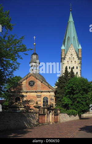 Paderborn cathedral paderborn city north rhine for Innenarchitektur ostwestfalen lippe
