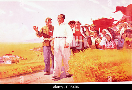 mao tse tung's cultural revolution in Mao tse-tung mao and the people's republic the cultural revolution in late 1965, mao began a campaign to reform the cultural and educational work of the.