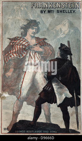 the character of victor in mary shelleys novel frankenstein This lesson explores the main characters in mary shelley's 1818 masterpiece, frankenstein  main characters in frankenstein dr victor frankenstein  in the 1818 novel, frankenstein, mary .