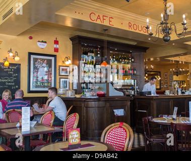 Exeter City Center Restaurants