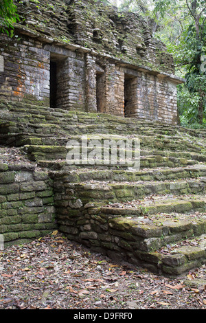 Yaxchilan Archaeological Zone, Chiapas, Mexico - Stock Photo