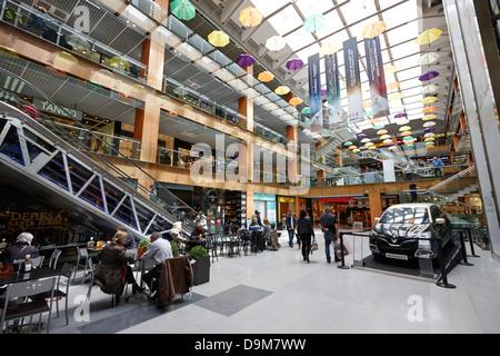 Shopping center in andorra andorra stock photo royalty - Centre comercial la illa ...