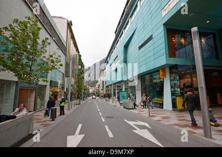 Shopping center in andorra andorra stock photo royalty - Centro comercial illa ...