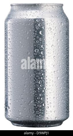 soda can - Stock Photo