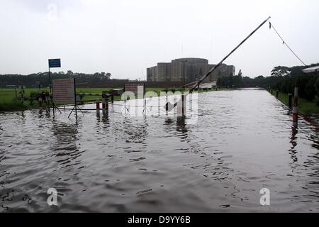 water logging in bangladesh Dhaka, the capital of bangladesh is a large city which provides a home for  and  river flooding, water logging, earthquakes, fire hazards, traffic congestion and.