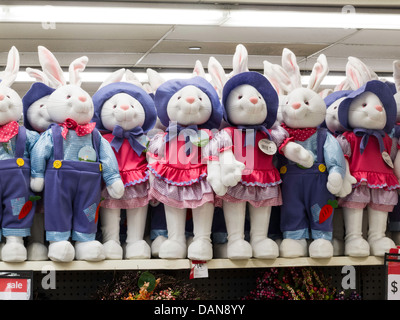 Traditional Easter Decorations Display Kmart NYC