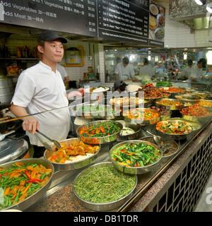 Raffles City Singapore Food Court