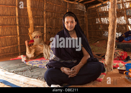 Interior Of A African House In Mali Stock Photo Royalty
