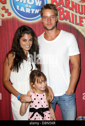 Lindsay hartley and daughter isabella justice hartley los for Isabella hartley
