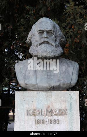 Karl heinrich mark father of modern