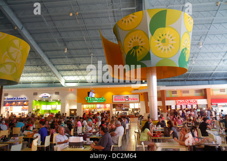 Sawgrass Mills Food Court Entrance