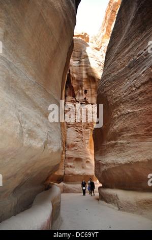 Petra-Jordan - Stock Photo