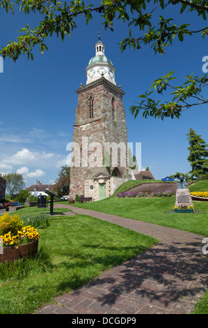 'The Pepperpot', Upton-Upon Severn, Worcestershire, England - Stock Photo