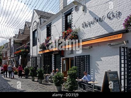 Scottish Restaurant Near Ashton Lane