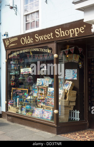 Kingston Upon Thames Old Fashioned Sweet Shop