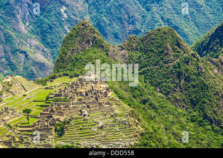 Secrets of the lost city of the inca civilization essay