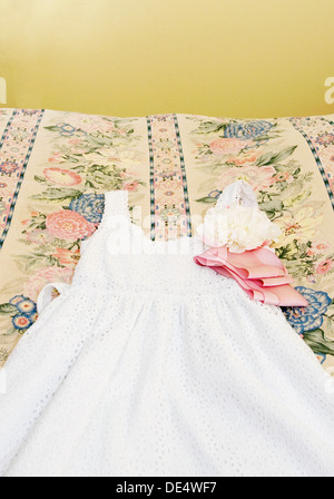 Clothes Laid Out On Bed Stock Photo Royalty Free Image
