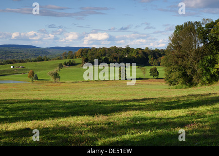 Farm land in bergen county new jersey usa stock photo for How to get free land in usa