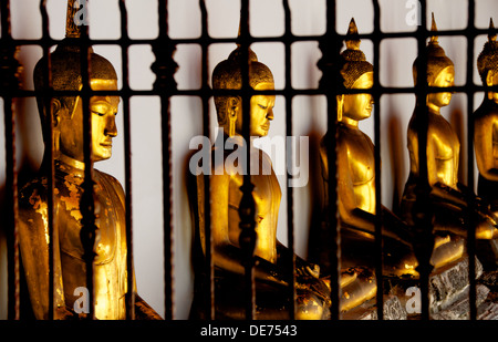 Buddha in Wat Pho Temple - Stock Photo
