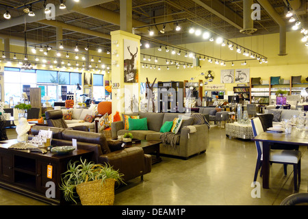 Urban Barn Furniture Store In Richmond Hill Canada Stock Photo Royalty Free Image 60471503
