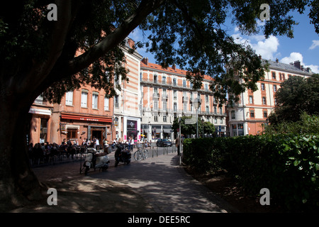 Toulouse France - Stock Photo