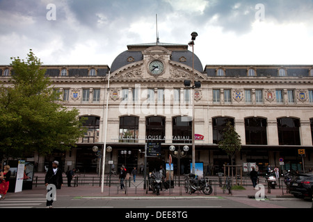 Toulouse France Station - Stock Photo