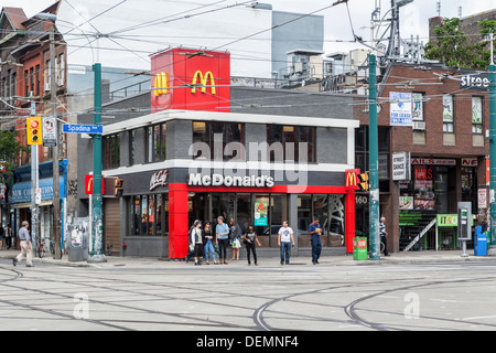 Fast Food Restaurants In Downtown Winnipeg