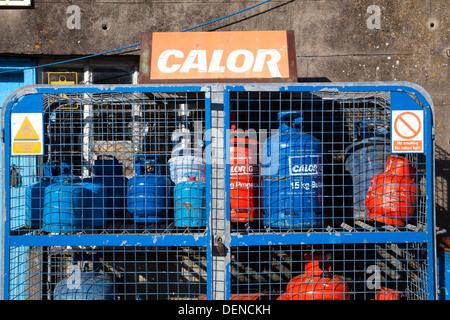 Gas bottles Stock Photo, Royalty Free Image: 49661369 - Alamy