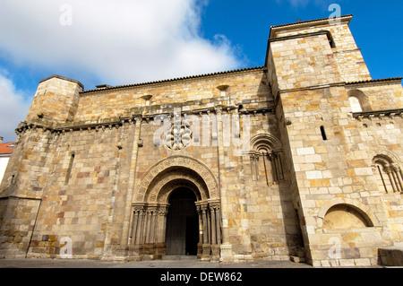San Juan De Puerta Nueva Church Zamora Castilla Leon