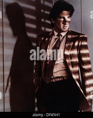 Richard Gere, On-Set of the Film, 'American Gigolo', 1980 - Stock Photo