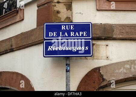 Category:Bilingual street signs in Alsace