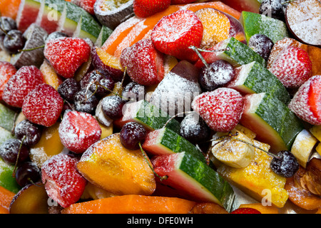 Summer Fruit - Stock Photo