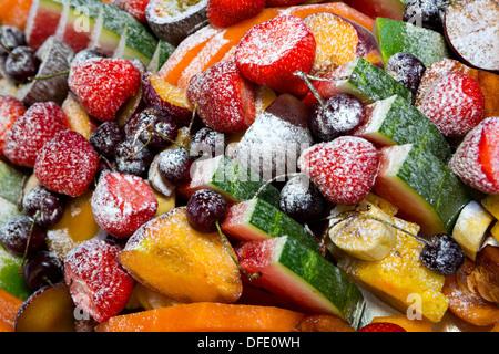 Summer Fruit - Stock Photo