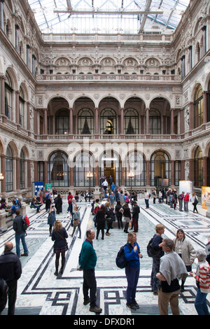 The durbar court inside the foreign and commonwealth office stock photo royalty free image - Foreign and colonial office ...